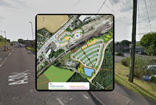 West Cornwall is getting a transport hub in 2018